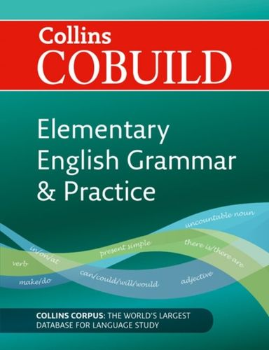 9780007423712 COBUILD Elementary English Grammar and Practice