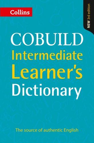 9780007580606 Collins COBUILD Intermediate Learner's Dictionary