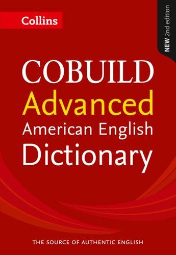 9780008135775 Collins COBUILD Advanced American English Dictionary