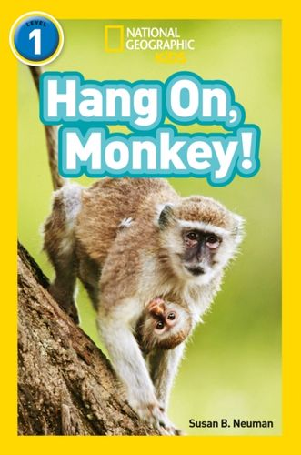 9780008266486 Hang On, Monkey!