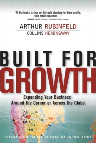 9780137025701 Built for Growth