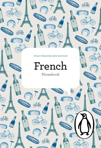 9780141039060 Penguin French Phrasebook