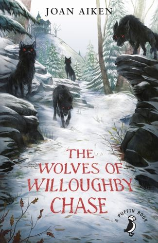 9780141362663 Wolves of Willoughby Chase