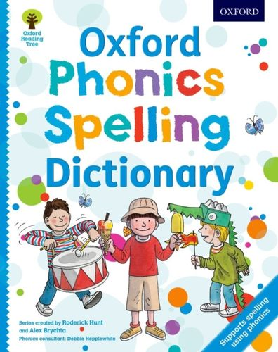 9780192734136 Oxford Phonics Spelling Dictionary