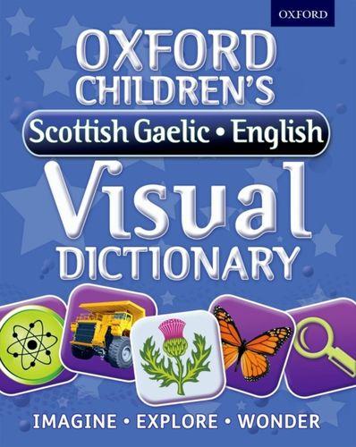 9780192735621 Oxford Children's Scottish Gaelic-English Visual Dictionary