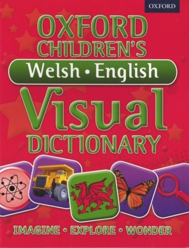 9780192735638 Oxford Children's Welsh-English Visual Dictionary