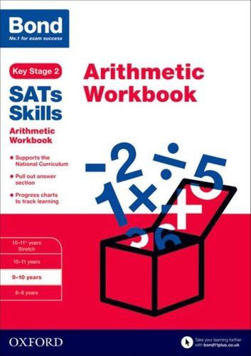 9780192745644 Bond SATs Skills: Arithmetic Workbook