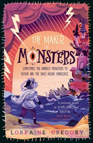 9780192768834 Maker of Monsters