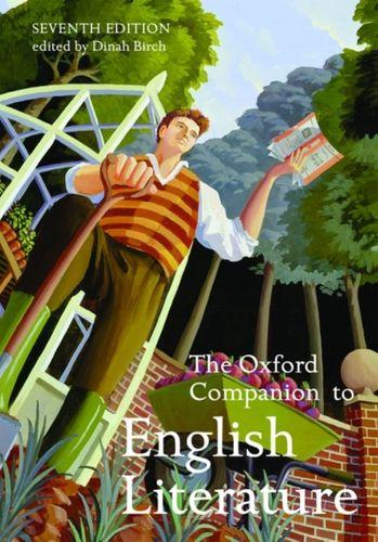 9780192806871 Oxford Companion to English Literature