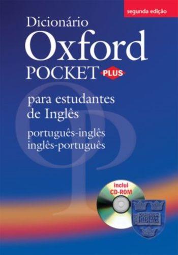 9780194301244 Dicionario Oxford Pocket para estudantes de Ingles (Portugues-Ingles / Ingles-Portugues)