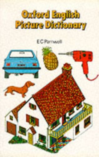 9780194311601 Oxford English Picture Dictionary (Paperback)