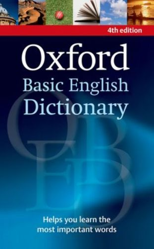 9780194333665 Oxford Basic English Dictionary