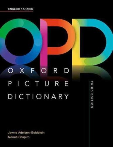 9780194505307 Oxford Picture Dictionary: English/Arabic Dictionary
