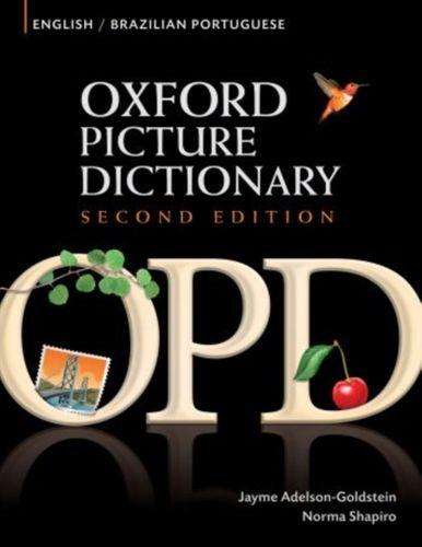 9780194740111 Oxford Picture Dictionary Second Edition: English-Brazilian Portuguese Edition