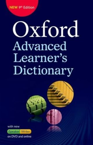 9780194798792 Oxford Advanced Learner's Dictionary: Paperback + DVD + Premium Online Access Code