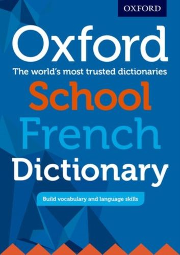 9780198408017 Oxford School French Dictionary