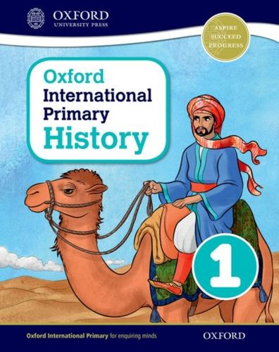 9780198418092 Oxford International Primary History: Student Book 1