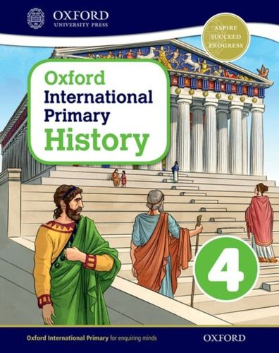 9780198418122 Oxford International Primary History: Student Book 4