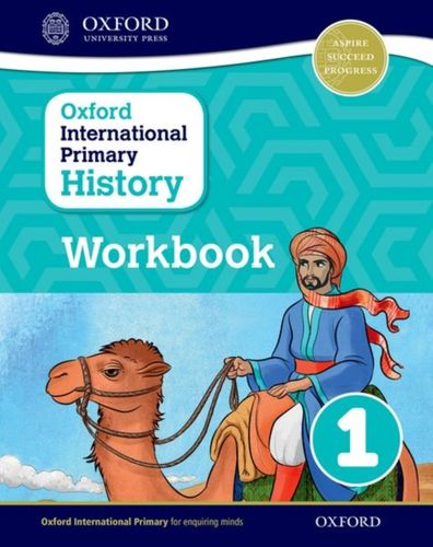 9780198418153 Oxford International Primary History: Workbook 1