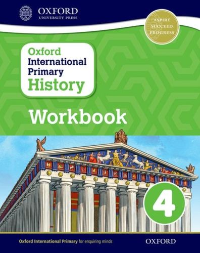 9780198418184 Oxford International Primary History: Workboook 4