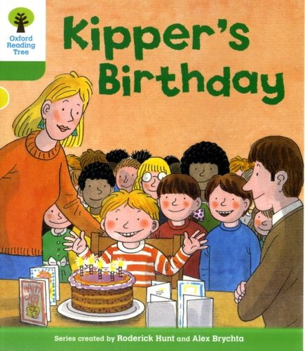 9780198481393 Oxford Reading Tree: Level 2: More Stories A: Kipper's Birthday