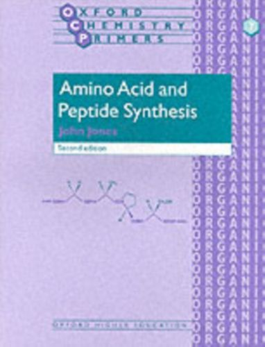 9780199257386 Amino Acid and Peptide Synthesis