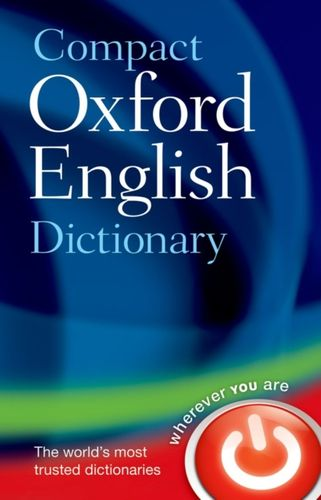 9780199532964 Compact Oxford English Dictionary of Current English