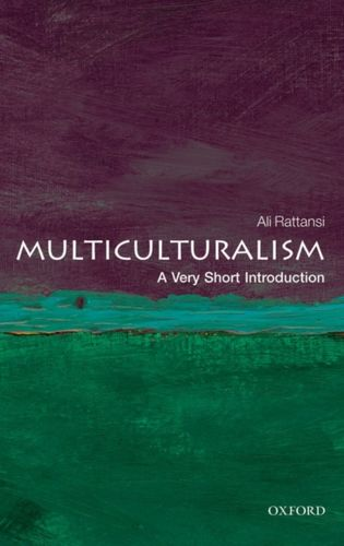 9780199546039 Multiculturalism: A Very Short Introduction