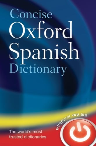 9780199560943 Concise Oxford Spanish Dictionary