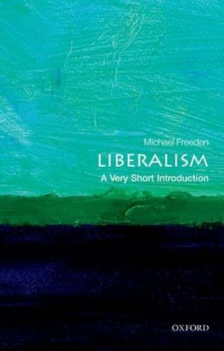 9780199670437 Liberalism: A Very Short Introduction