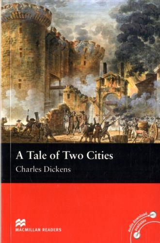 9780230035089 Macmillan Readers Tale of Two Cities A Beginner Without CD