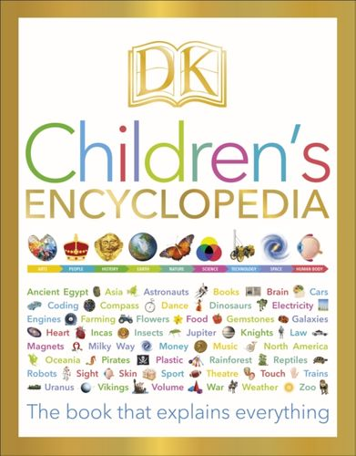 9780241283868 DK Children's Encyclopedia