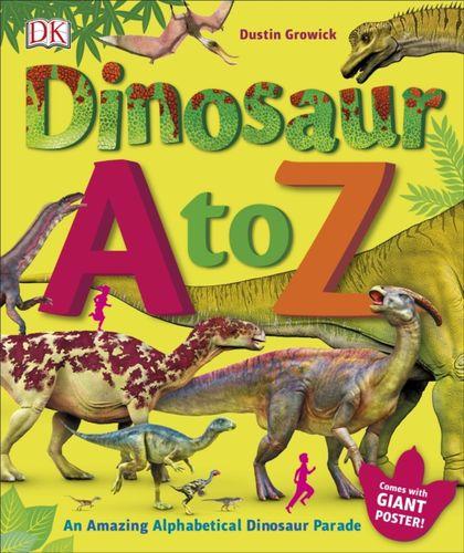 9780241283875 Dinosaur A to Z
