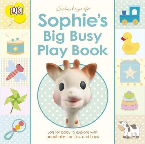9780241286487 Sophie's Big Busy Play Book