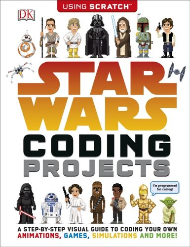 9780241305782 Star Wars Coding Projects