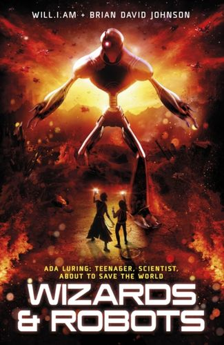 9780241359853 WaR: Wizards and Robots