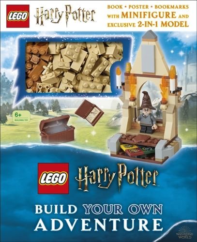 9780241363737 LEGO Harry Potter Build Your Own Adventure