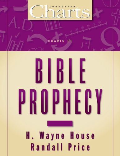 9780310218968 Charts of Bible Prophecy