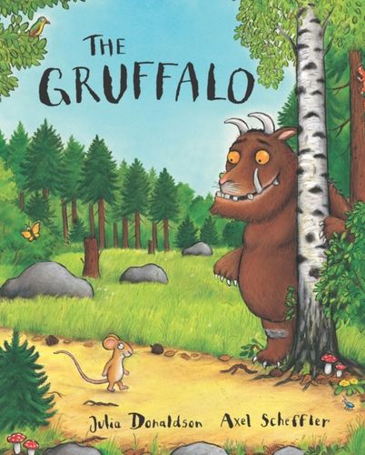 9780333710920 Gruffalo Big Book