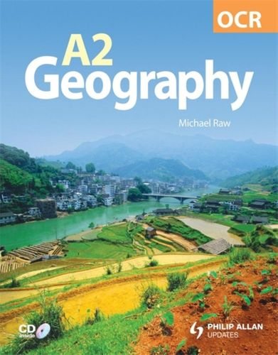9780340947944 OCR A2 Geography Textbook