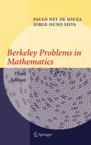 9780387204291 Berkeley Problems in Mathematics