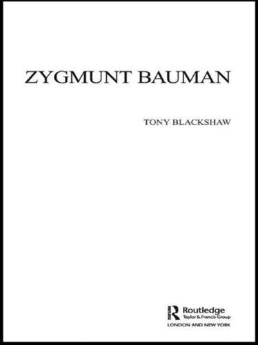9780415355049 Zygmunt Bauman