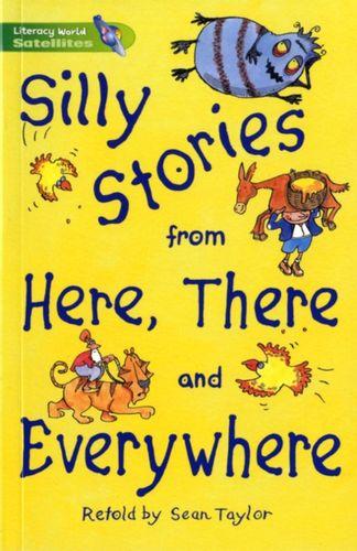 9780435117870 Literacy World Satellites Fiction Stage 3 Short Stories 1
