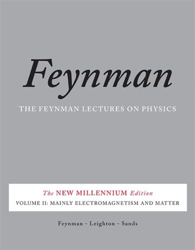 9780465024940 Feynman Lectures on Physics, Vol. II
