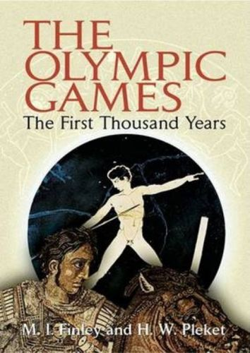 9780486444253 Olympic Games