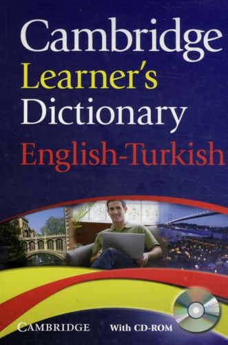 9780521736435 Cambridge Learner's Dictionary English-Turkish with CD-ROM