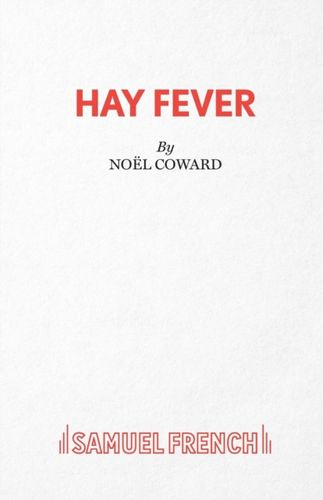 9780573011740 Hay Fever
