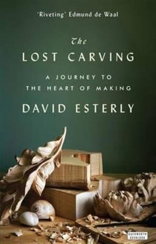 9780715649190 Lost Carving