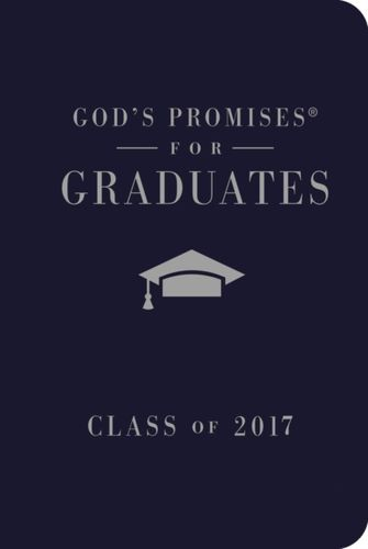 9780718086060 God's Promises for Graduates: Class of 2017 - Navy