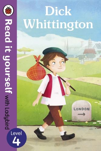 9780723280651 Dick Whittington - Read it yourself with Ladybird: Level 4